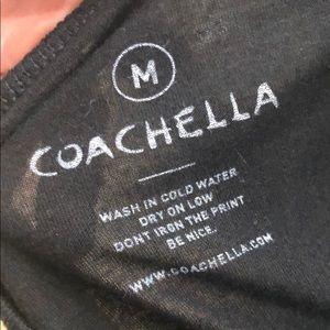 Coachella Tops - Coachella 2017 Official Balloon Tank Top